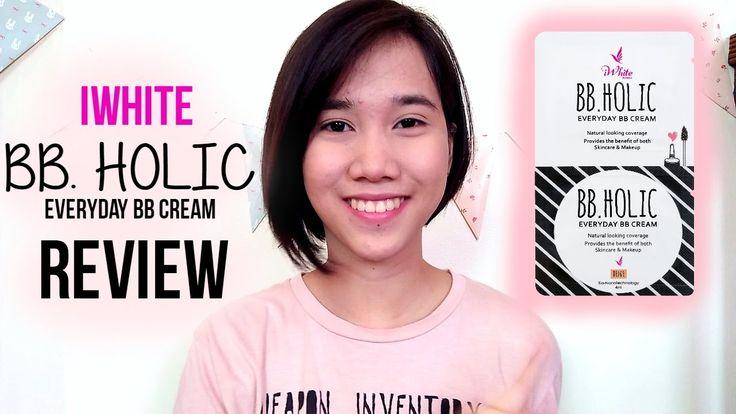Jaz Tries: iWhite BB Holic Everyday BB Cream Review (BEST BB CREAM EVER!)