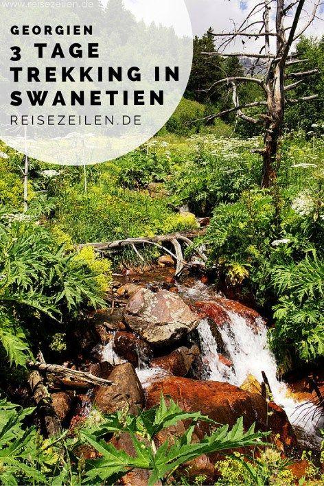 Geogien - Wahnsinnsberge, unberührte Landschaften und unglaublich leckeres Essen: Die Eindrücke von meiner dreitägigen Trekkingtour in Swanetien