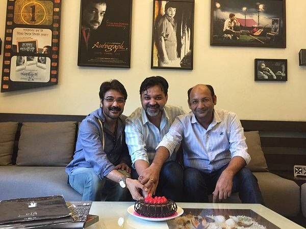 Srijit Mukerjee is about to direct a 3D movie,planning his next Kakababu project.Currently Srijit is busy with shooting of Zulfiqar.