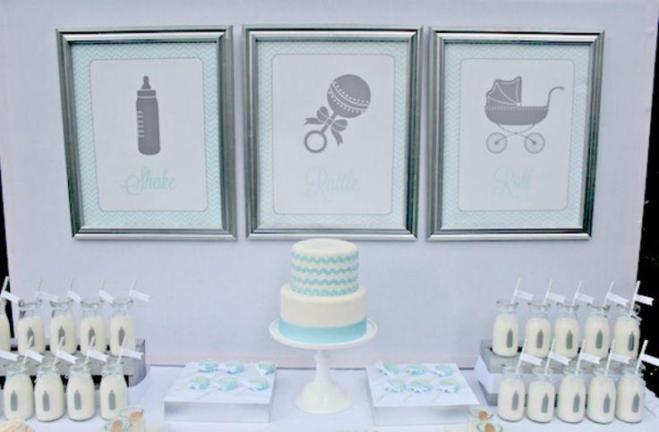 25 Springtime Baby Shower Themes for Boys