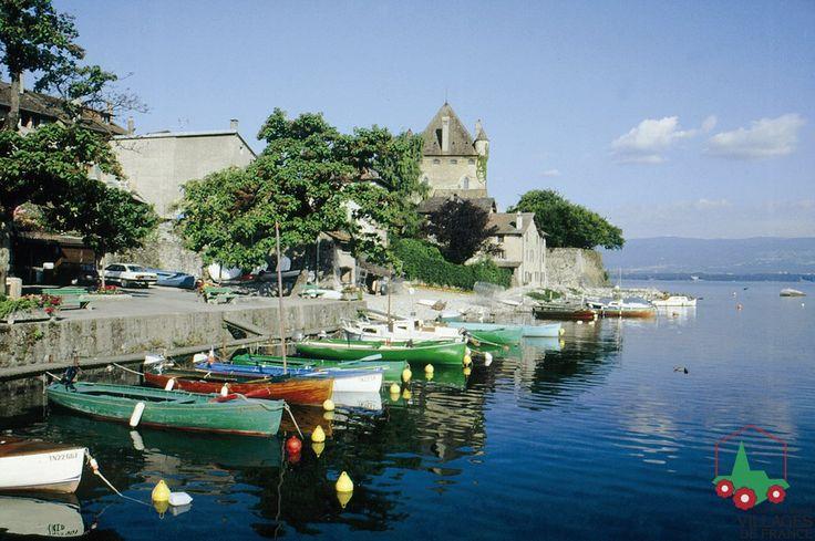 Yvoire   Les plus beaux villages de France - Site officiel