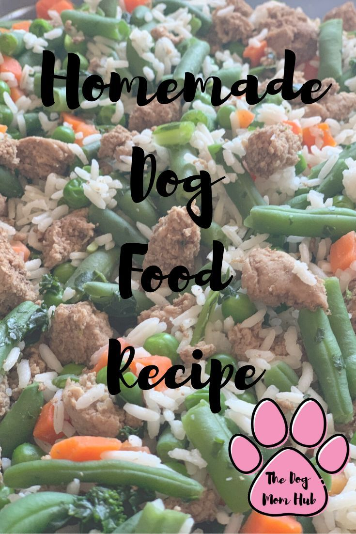This Homemade Dog Food Recipe Is Not Only Simple And Healthy It
