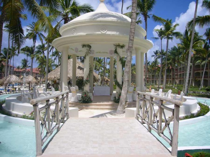 Majestic Elegance - Wedding Gazebo - Punta Cana. This is where we are staying for our honeymoon