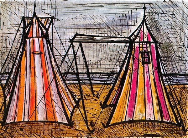 259 Best Bernard Buffet Images On Pinterest