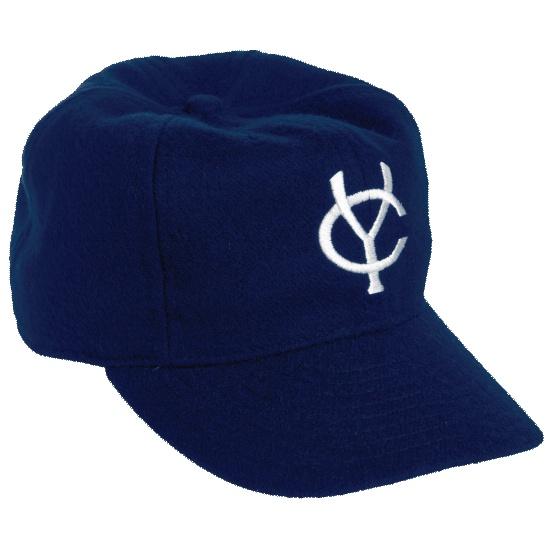 Ebbets Columbus Confederate Yankees 1964 Ballcap
