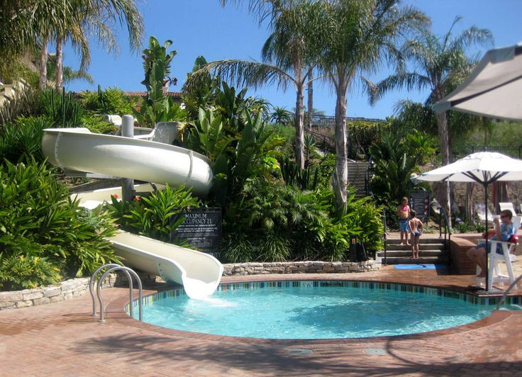 25 best images about cool pools on pinterest i win - Commercial swimming pool water slides ...