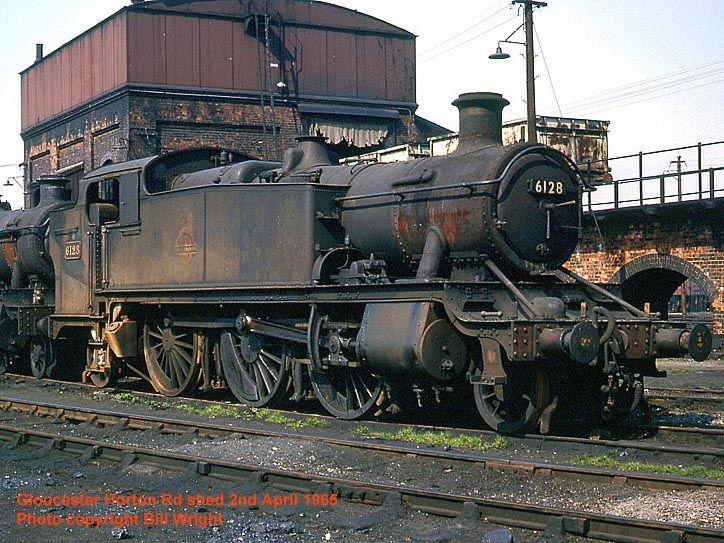 David Heys Steam Diesel Photo Collection 57 Rail