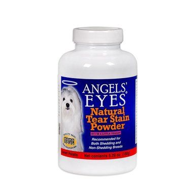 Angels'Eyes Tear Stain Powder Supplement Natural Sweet Potato Flavor 150g Dog