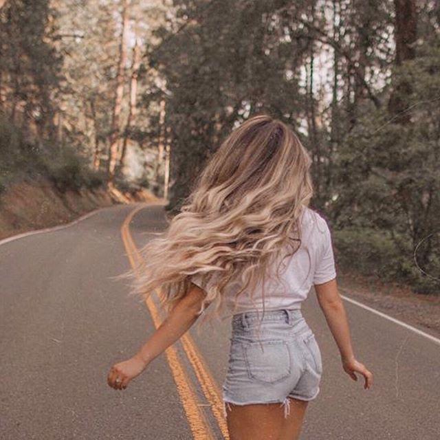 #longhair #mermaidhair #hairstyles