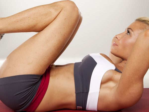 Tracy Anderson's tips to Get a Flat Belly in 4 Weeks
