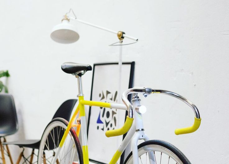Showcase collaboration with @cubikes  #MagneticBikeLights #CopenhagenParts #Cubikes #cycling