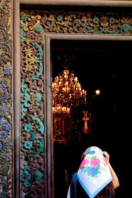 Cathedral of Echmiatsin, Armenia