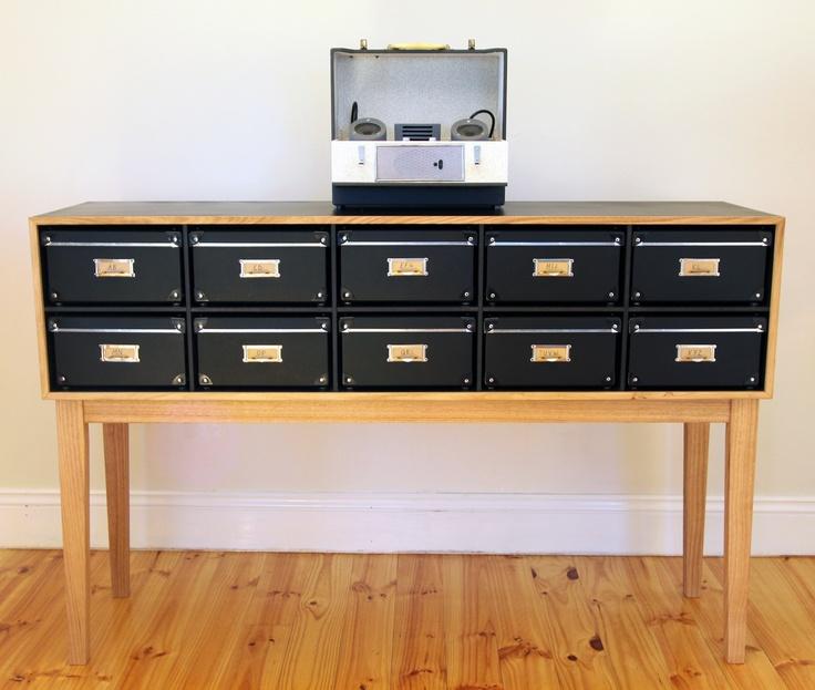Trunk U0026 Orderly CD Storage Unit   Ballarat