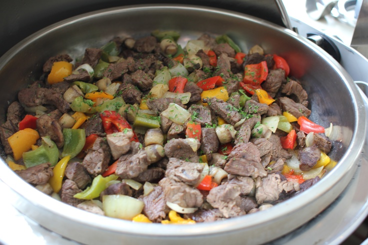 Beef with Peppers & Onions   Valley Regency NJ   Pinterest