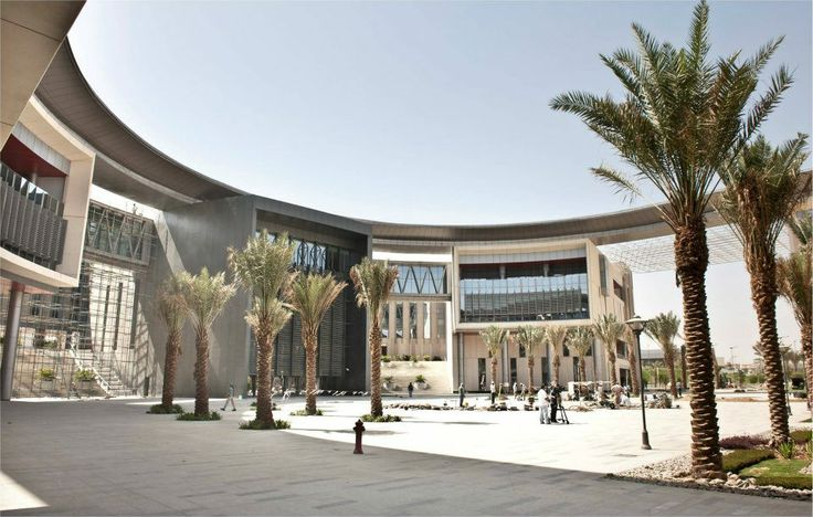 King Saud University for Health Sciences l COMPLETED - SkyscraperCity