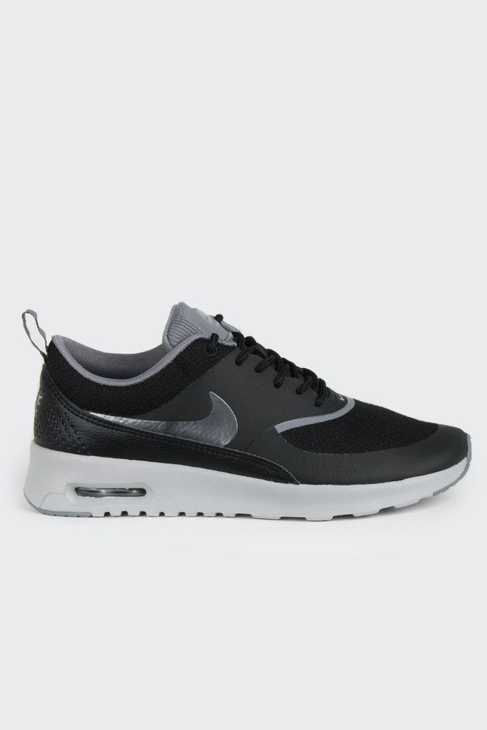 air max thea womens black and grey nz