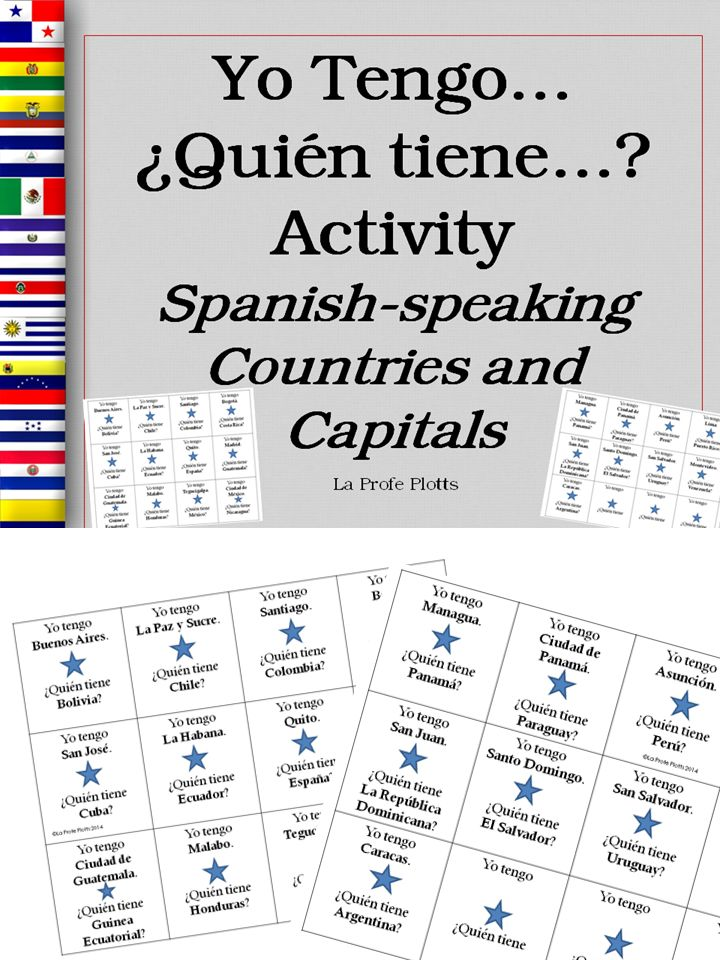 21 Spanish Speaking Countries: From Largest To Smallest