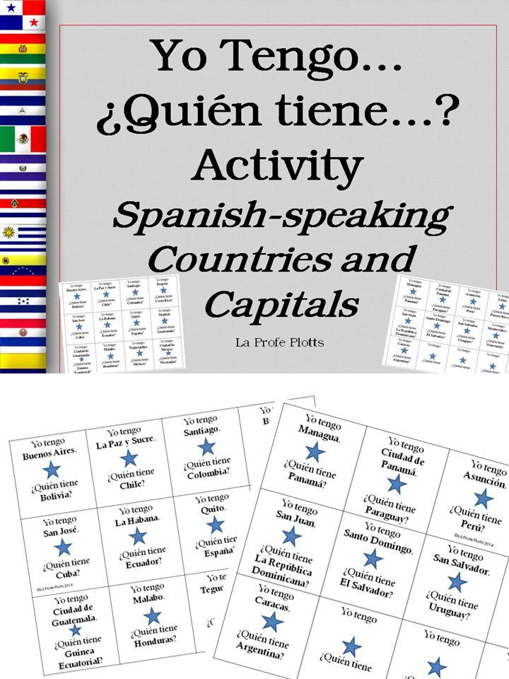 102 Best Spanish Travel Unit Images On Pinterest Spanish