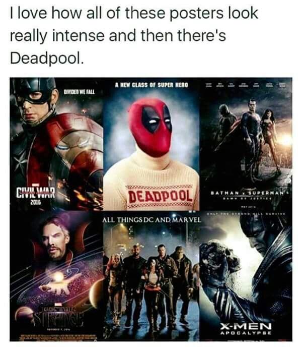 Deadpool♡