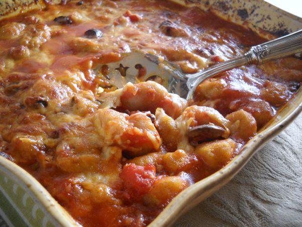 This gnocchi is just amazing: Baking Dumplings, Gnocchi, Yummy, Delicious, Families, Nom Nom, Puttanesca, Food 33333, Recipe Italian