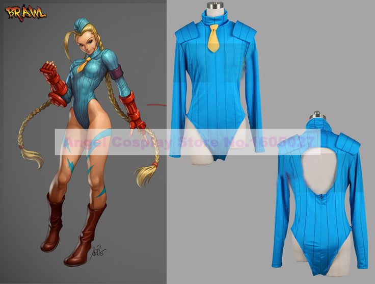 ==> [Free Shipping] Buy Best Game Street Fighter Cammy Cosplay Costume Sexy clothing Halloween Carnival Costume for women Free shipping Online with LOWEST Price | 32709016120
