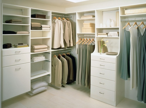 Beautiful Custom Closet Design By California Closets