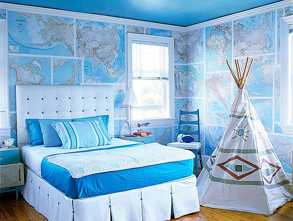 Best Kids Travel Rooms Images On Pinterest Baby Deco - Boys room with maps