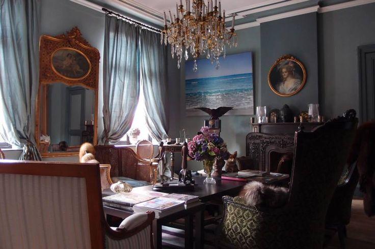 Salon Haute Couture Bernard Depoorter Wavre  www.bernarddepoorter.com