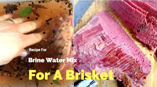 RECIPE FOR CORNED BEEF BRISKET AT HOME - Nothing like barbecue