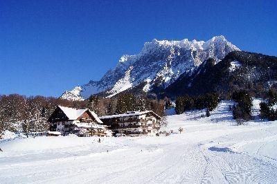 Winter im Romantik Hotel Spielmann Direkt an der Skipiste