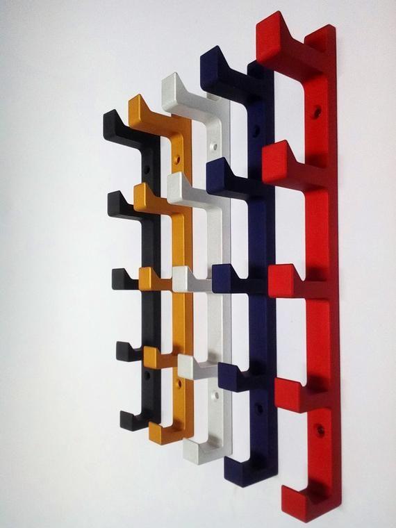 vertical wall hook heavy duty coat hook