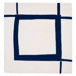 Editions By Christopher Farr Three Squares Rug