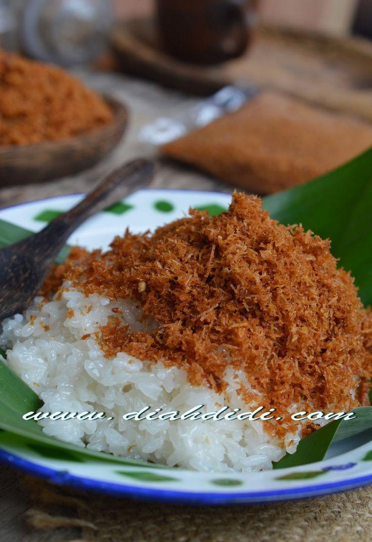 Diah Didi's Kitchen: Ketan Serundeng