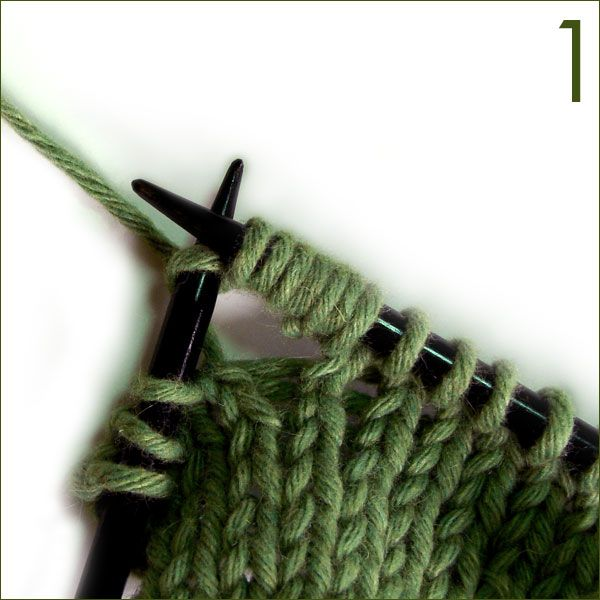 Tutorials on many knitting & crochet stitches and techniques. Great resource for learning new techniques and all around reference for remembering how to do certain things.