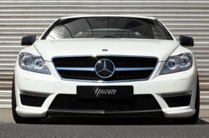 German UNICATE presents its new tuning package for the Mercedes CL 63 AMG. In short, the CL 63 AMG among other has a rear spoiler, a carbon fiber rear diffuser MEC Design (also made of carbon fiber), modified suspension, sports exhaust system, 21-inch wheels, while under the hood 5.5 liter V8 engine enhanced at 453 kW/616KS.        Accel