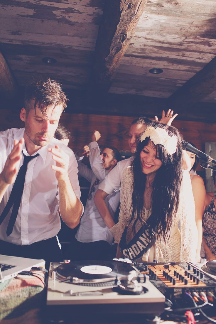 DJ your own wedding! That way, you know the music is going to be pitch-perfect