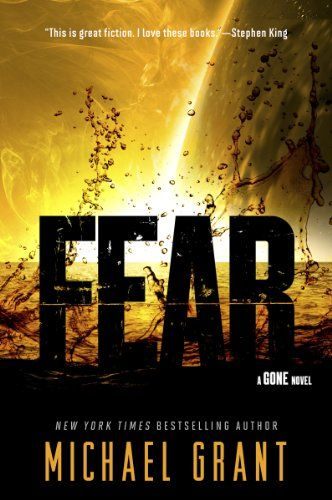 Fear (Gone Book 5) by [Grant, Michael]