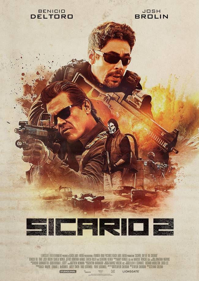 Watch Sicario Day Of The Soldado 2018 Online Netflix