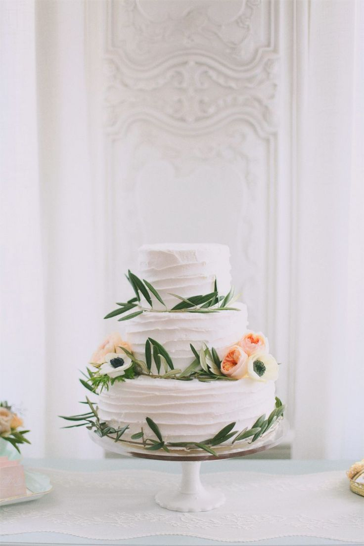 Jacque Lynn Photography | Flowers: Michelle Leo Events and Urban Chateau Floral | Cake: Cake-a-liciousMint Wedding, Blushes Brides, Spring Wedding Cake, Lynn Photography, Spring Weddings, Wedding Ideas, Wedding Cakes, Jacques Lynn, Decor Cake