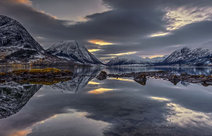 Serenity by Rune Askeland