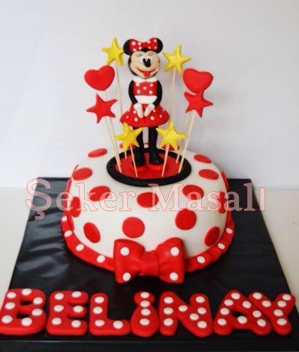 Minnie mouse cakes ,minnie mouse Party ,minnie mouse pastası,disney cakes