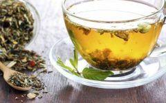 Chá Detox de Erva-Cidreira Para Insonia