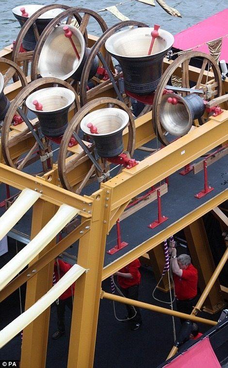 The Jubilee bells