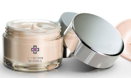 COMING SOON! ORGANIC LIQUID MATTE FOUNDATION CREAM Organic Liquid Powder Cream Makeup Acne Prone-Oily Skin Foundation  1 fl oz Jar