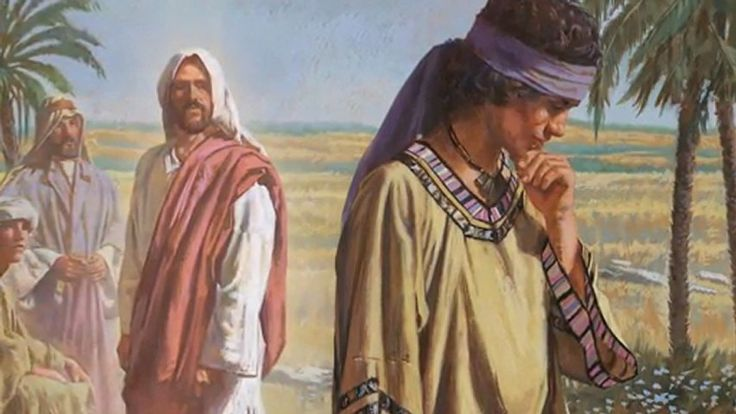 Evangelho de hoje (Mc 10,17-27) – Egídio Serpa