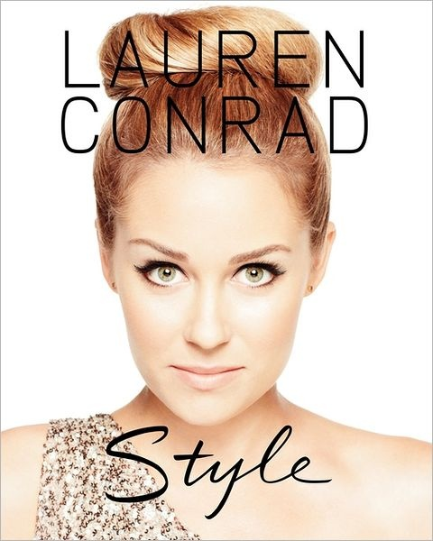 Lauren Conrad Style Book- I finally bought this at Half-Priced Book Store! I love it.