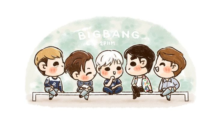 [fanart] My Everything , #BIGBANG