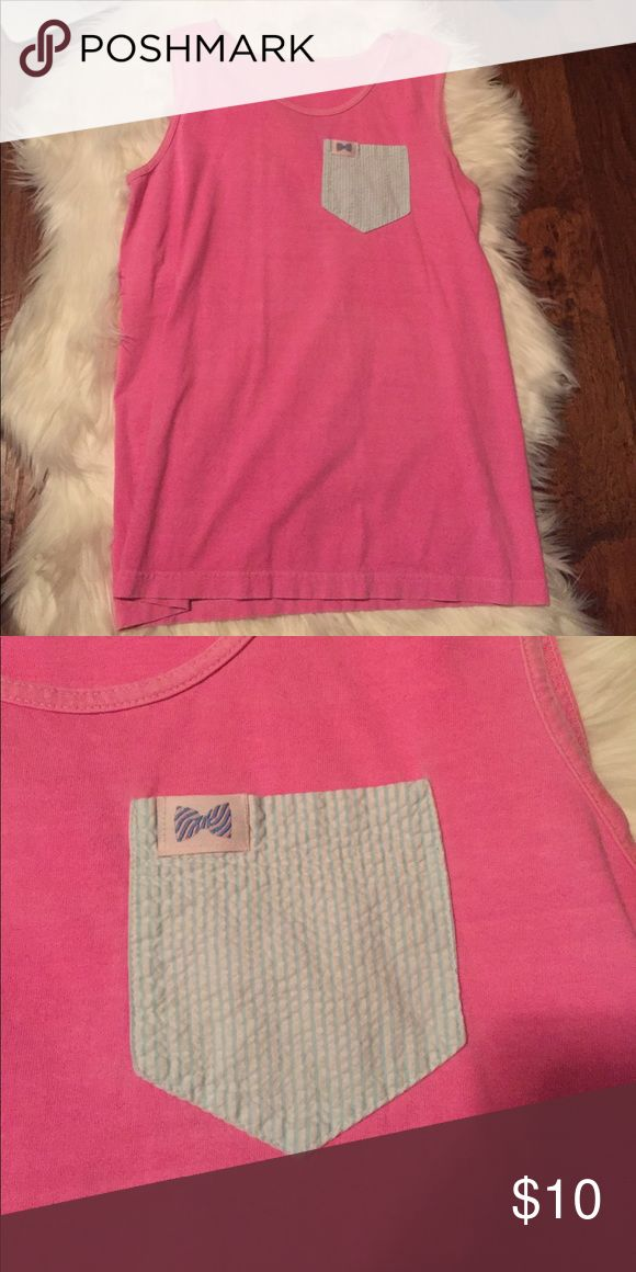 Fraternity collection tank Super cute tank, I cut the tag out because it used to bother me when I wore it. Another fraternity collection tank, size small as well! Fraternity Collection Tops Tank Tops