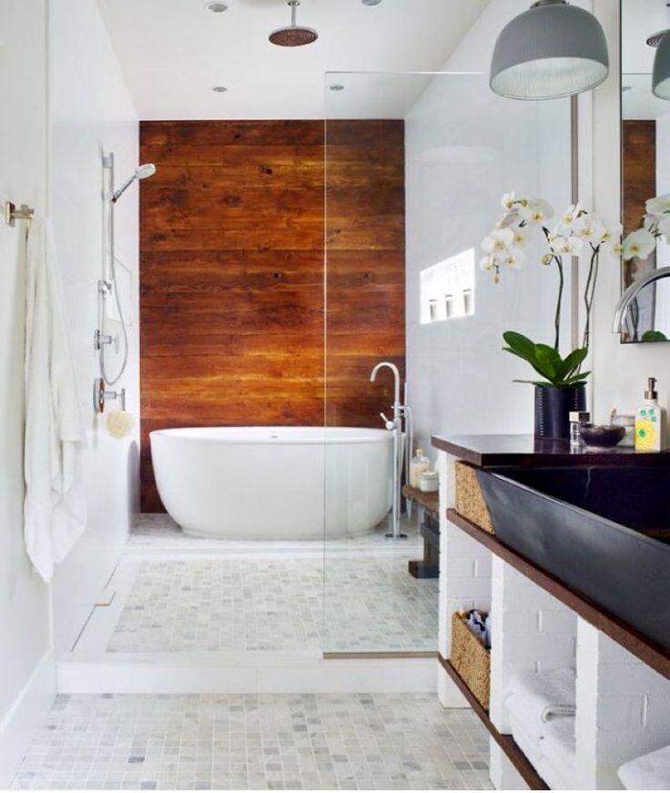 I don't think I like the tub and shower together like this.