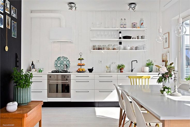 Nordic design | bohem kitchen